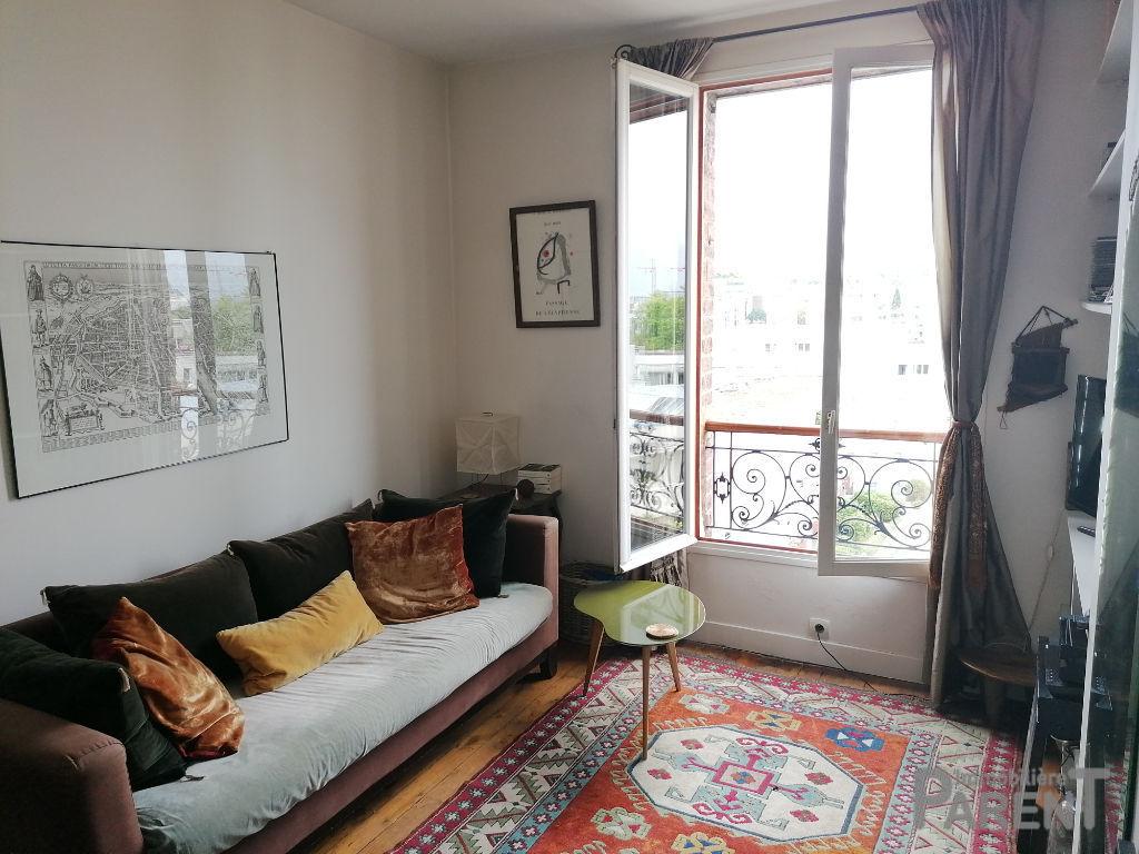 Appartement Paris 2 pièce(s) 34.65m2