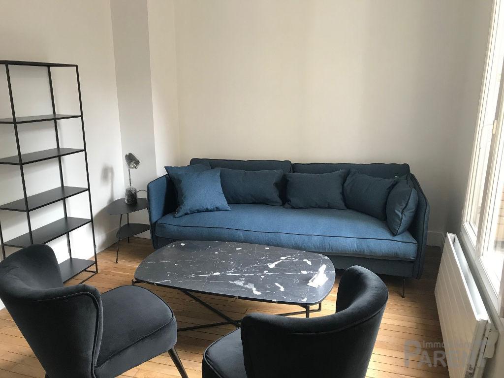 VANVES - 2 pièces Meublé de 30 m²