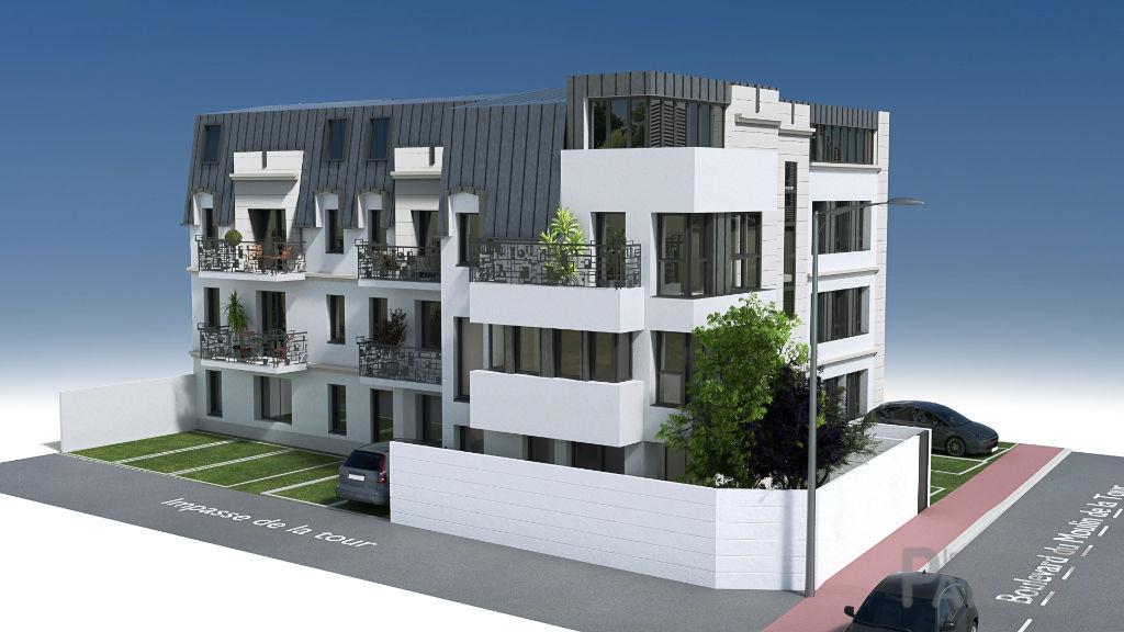Appartement Clamart 2 pièce(s) 42 m2
