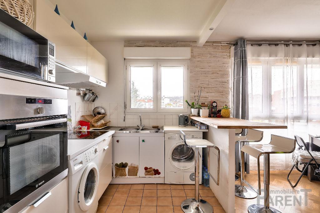 Appartement Issy Les Moulineaux 3 pièce(s) 62 m²