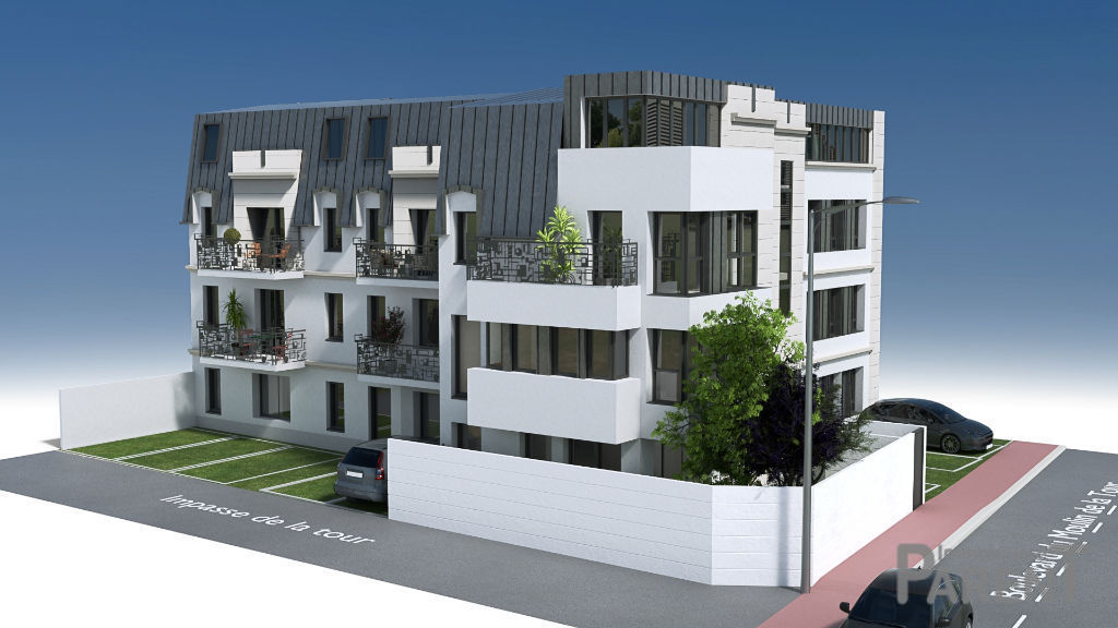 Appartement Clamart 3 pièce(s) 78 m2