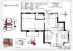 Appartement Clamart 3 pièce(s) 78 m2 3/4