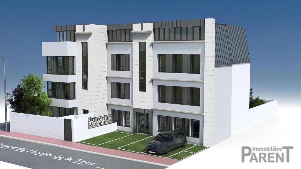 Appartement Clamart 4 pièce(s) 92,35 m2