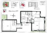 Appartement Clamart 4 pièce(s) 92,35 m2 2/3