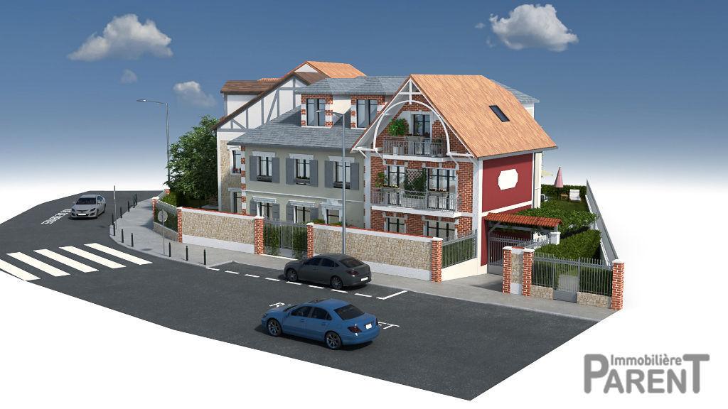 Appartement Clamart 4 pièce(s) 90.69 m² (64.92 m² carrez)