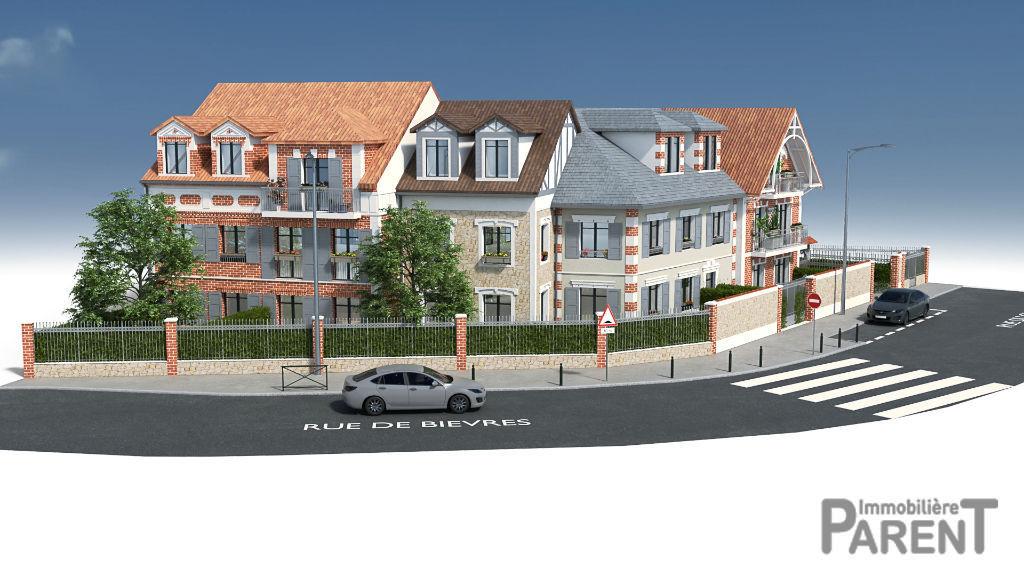 Appartement Clamart 3 pièce(s) 65.71 m²