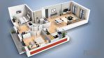 Appartement Clamart 3 pièce(s) 74.16 m² 3/4