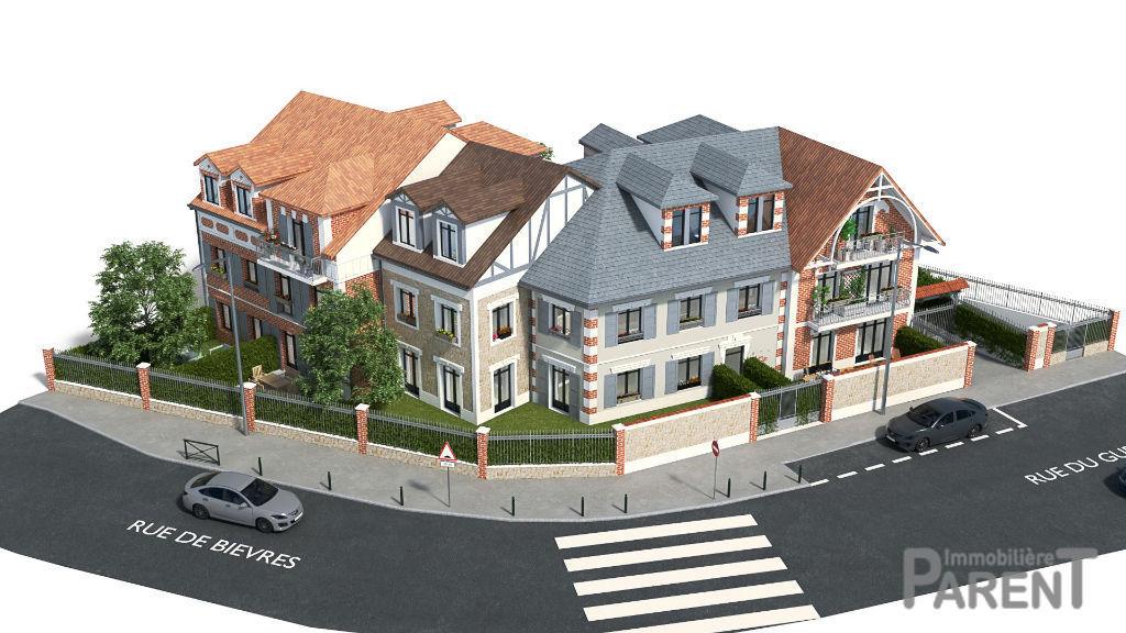 Appartement Clamart 3 pièce(s) 72.51 m²
