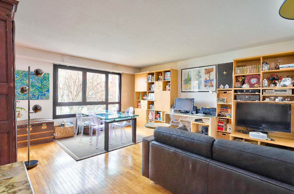 Vanves : 5 Pièces de 115 m² avec terrasse