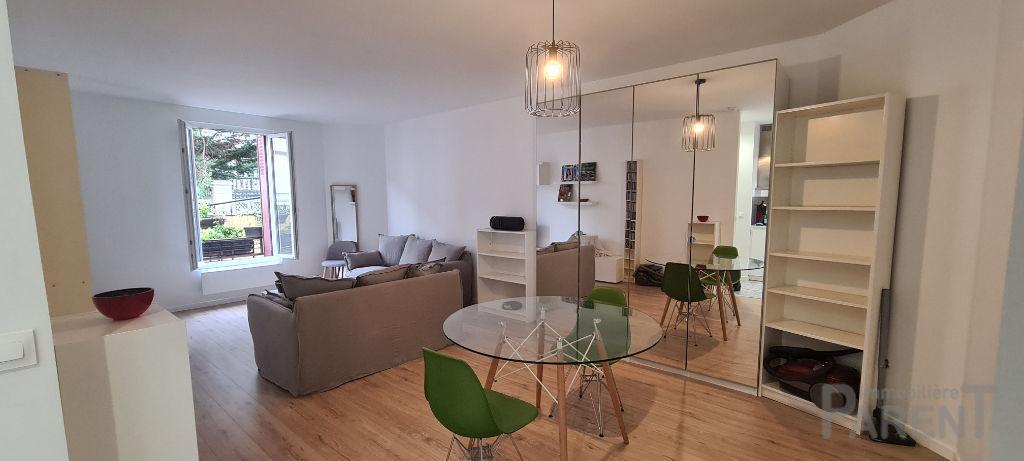 Appartement Vanves 2/3 pièces 45,28 m²