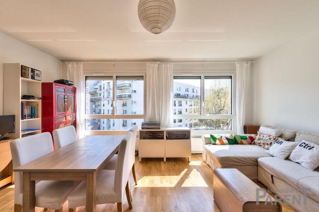Appartement Issy Les Moulineaux 3 pièce(s) 63 m²