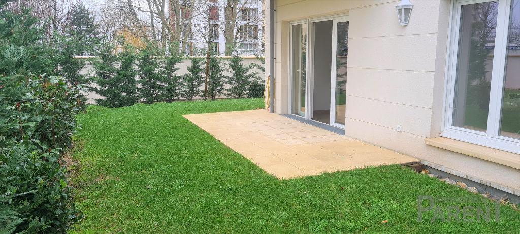 3 pièces Chatillon 67.86 m2 - Terrasse et jardin
