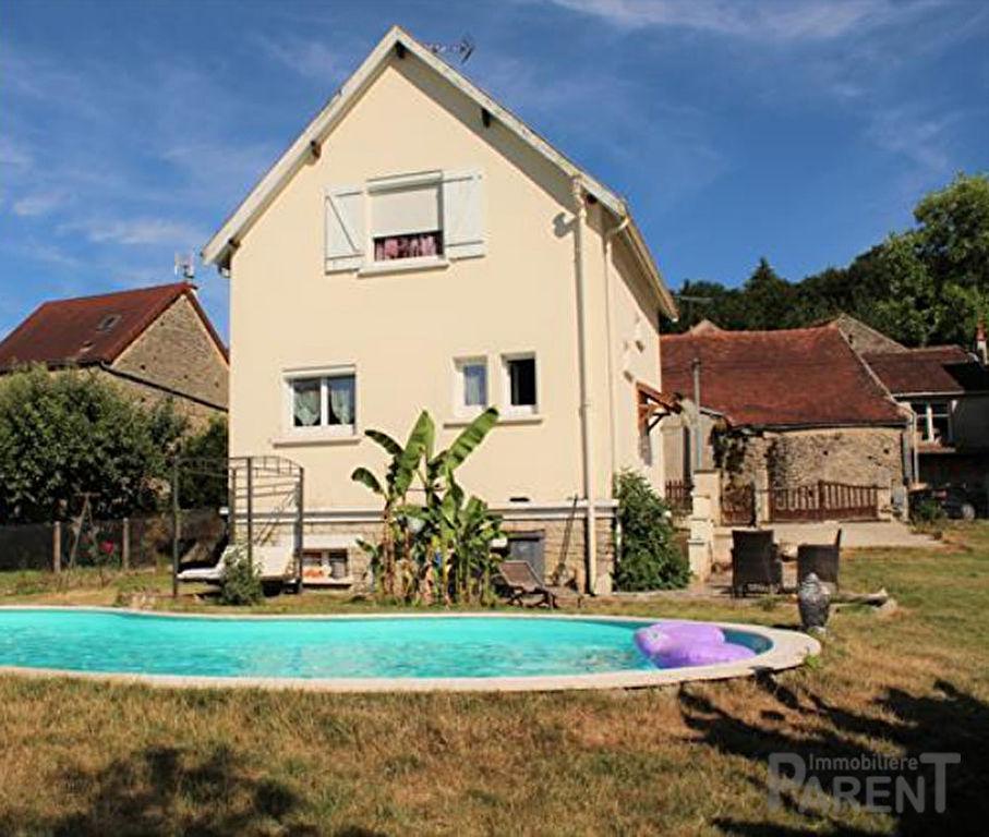 Maison Montbard 5 pièce(s) 80 m2