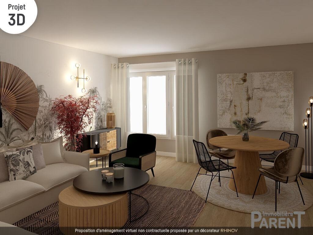 Appartement Vanves 5 pièces. Dernier étage