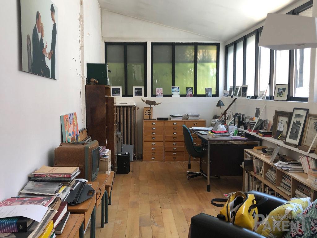 Malakoff - Maison Loft - 182 m²- Terrasse 20 m² - Atypique