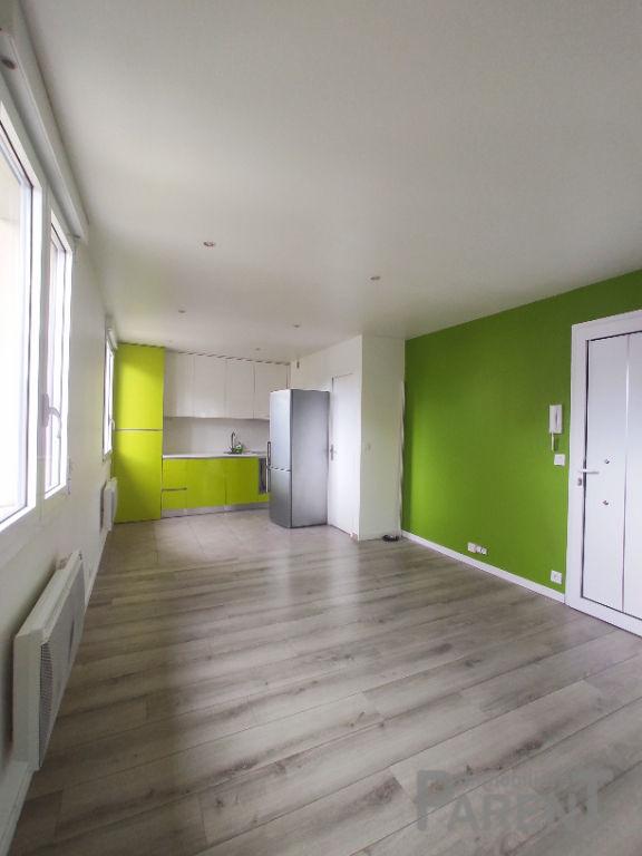 CLAMART - 2 pièces de 38,50 m²