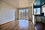 PARIS XIX -  2 pièce(s) 46 m2 avec balcon et cave