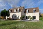 Maison style longère avec piscine intérieure et terrain de 3000 m2, à 10 minutes de Soissons 1/10