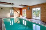 Maison style longère avec piscine intérieure et terrain de 3000 m2, à 10 minutes de Soissons 6/10