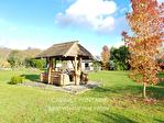 Maison style longère avec piscine intérieure et terrain de 3000 m2, à 10 minutes de Soissons 10/10