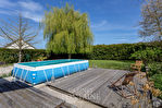 EXCLUSIVITE. Belle propriété de 270 m2 environ sur une parcelle de 2338 m2 dans un cadre verdoyant entre Compiègne et Soissons. 9/11