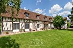PROPRIETE EQUESTRE Pays de Bray (DOUDEAUVILLE), 2 hectares 6, 2 habitations, 10 pièces 1/14