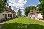 PROPRIETE EQUESTRE Pays de Bray (DOUDEAUVILLE), 2 hectares 6, 2 habitations, 10 pièces 8/14