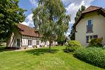PROPRIETE EQUESTRE Pays de Bray (DOUDEAUVILLE), 2 hectares 6, 2 habitations, 10 pièces 9/14