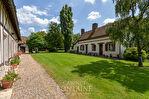 PROPRIETE EQUESTRE Pays de Bray (DOUDEAUVILLE), 2 hectares 6, 2 habitations, 10 pièces 10/14