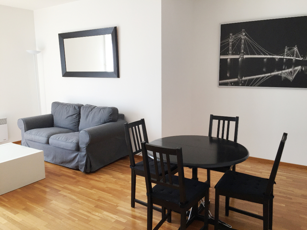 Appartement meublé - Saint Germain En Laye 2 pièce(s) 48 m2
