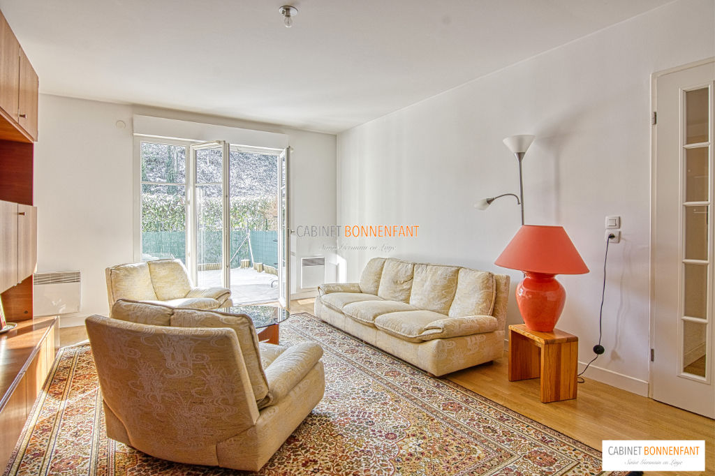 Appartement Saint Germain En Laye 3 pièce(s) 68.90 m2