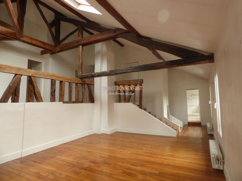 Appartement Saint Germain En Laye 6 pièce(s) 148 m2