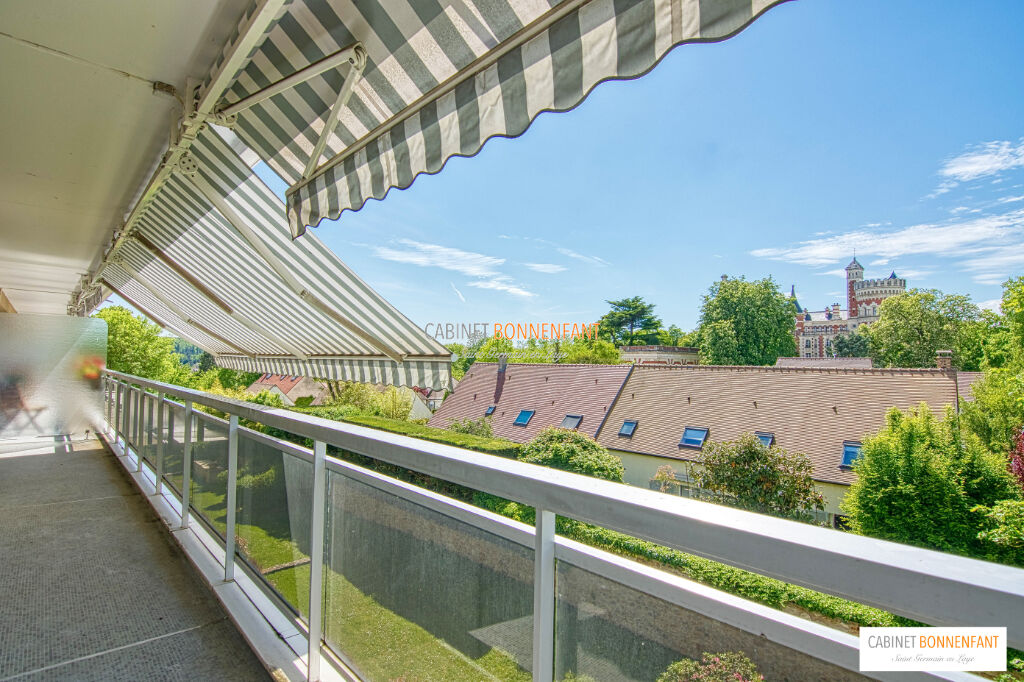 Appartement Saint Germain En Laye 4 pièce(s) 89 m2