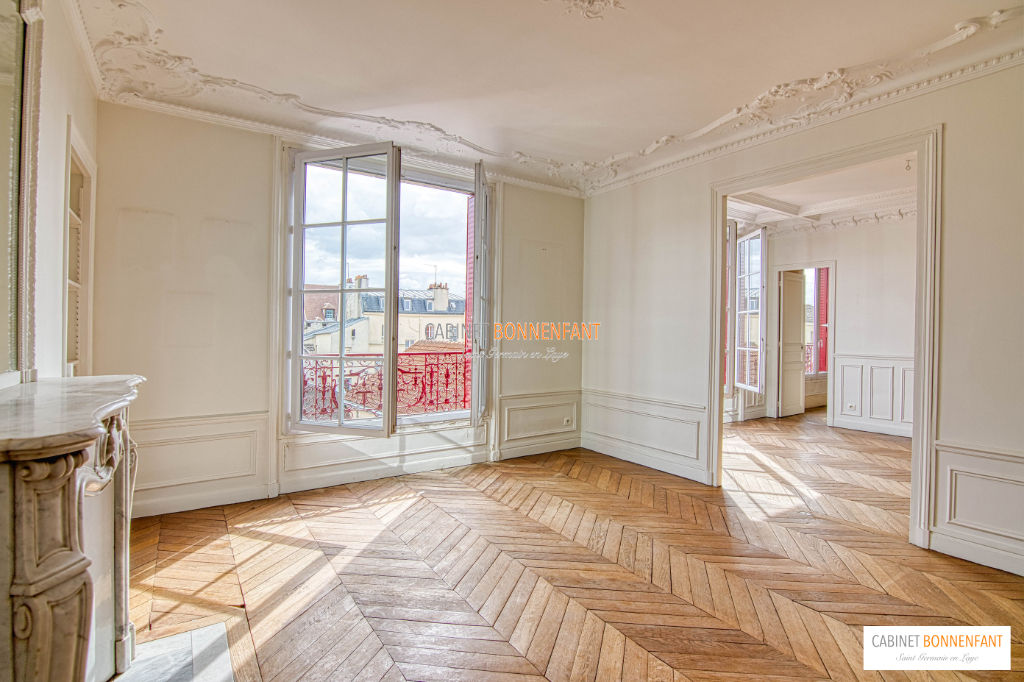 Appartement Saint Germain En Laye 6 pièces 125 m2
