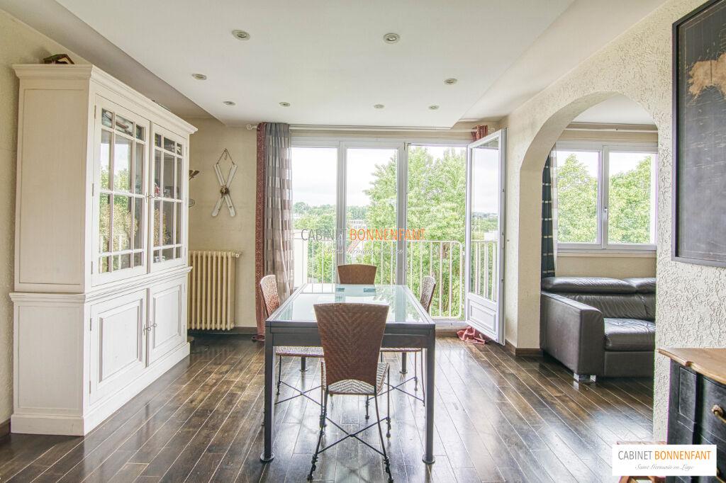 Appartement Saint Germain En Laye 5 pièce(s) 74.1 m2