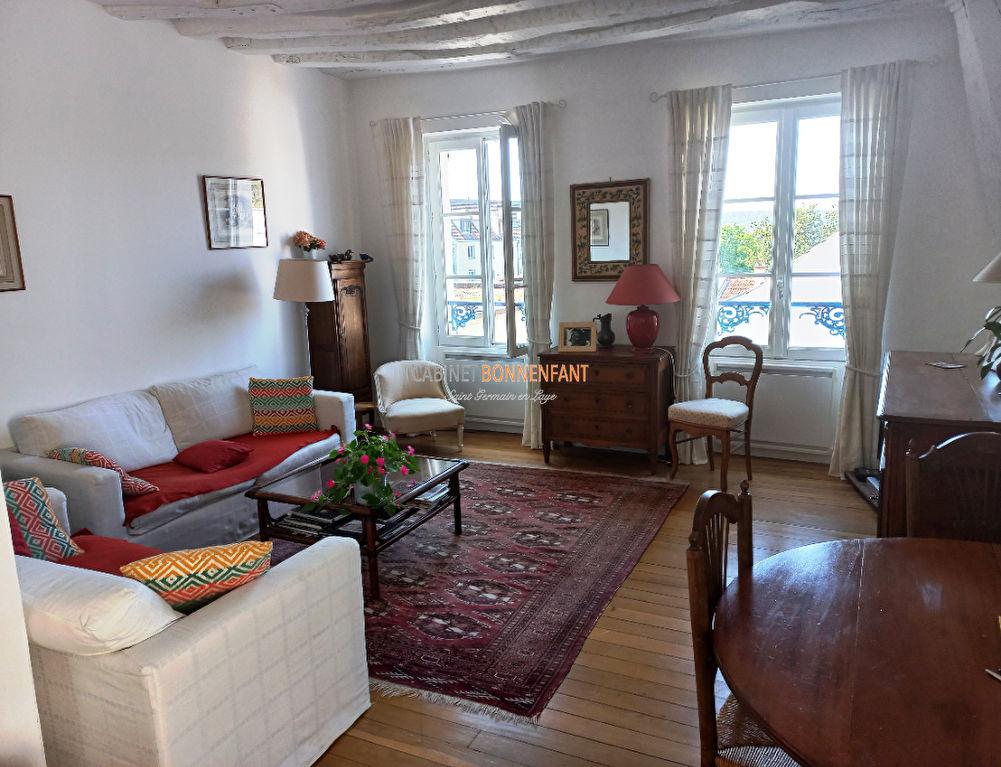 Saint Germain En Laye Centre 2 pièces 58 m2