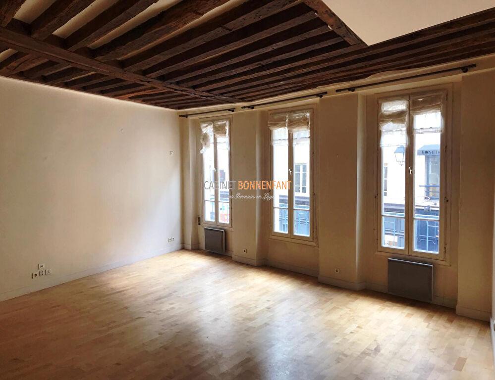 Appartement hyper centre St Germain 66 m² + terrasse