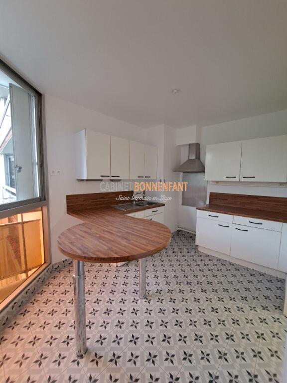 Appartement Saint Germain En Laye 4 pièce(s) 80.31 m2