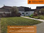 15min d'ANCENIS- SAINT-GEREON - Maison contemporaine + Locatif indépendant 4/5