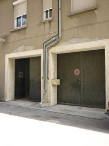 A LOUER - CARCASSONNE 11000 ALLEE D'IENA - LOCAL / GARAGE DE 32 m2
