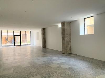 CARCASSONNE - Centre ville - Local commercial de 241 m2 avec grande cour privative