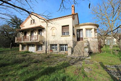 11170 - Maison  a Pezens - 5 pieces 170 m2 - 8700 m2 de terrain