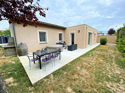 Maison Moussoulens 11170 - 5 pieces 107 m2