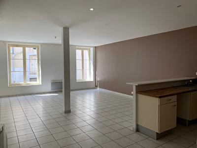 CARCASSONNE - Grand appartement en Duplex 100 m2 -  3 pieces