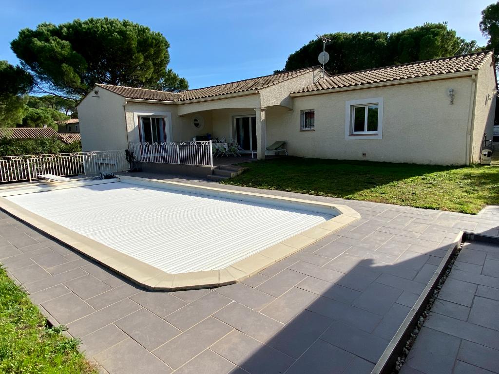 10 MINUTES CARCASSONNE - VILLA 7 pièces 190 m² - Piscine