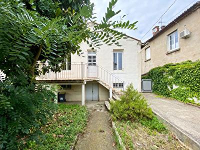 Maison Carcassonne - 4 Pieces 65 m2 habitables + sous-sol