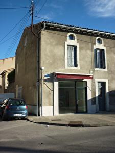Local commercial Carcassonne 3 pieces 83 m2