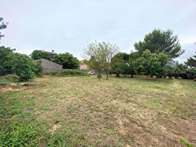 Rare - Quartier hyper-residentiel, terrain a Carcassonne 1100 m2
