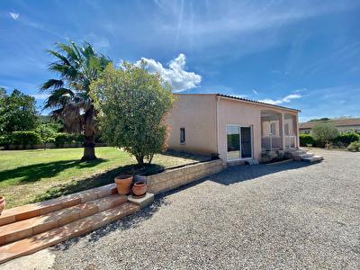 Maison plain-pied a 5 minutes de carcassonne - 5 pieces 125 m2