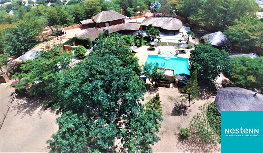 vente maison de luxe 23002 nguering bambara